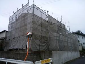 久留米市のR+house注文住宅。建築家の中野先生の設計です。